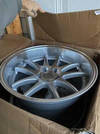 AODHAN DS-02 wheels (set of 4)