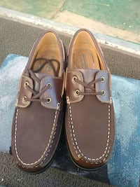 Nunn Bush slip-ons shoes size 8.5 Fort Meade