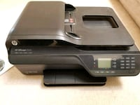 Hp office jet 4620  New Westminster, V3M 5X2