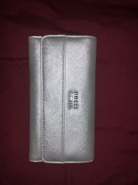 gray leather Michael Kors wallet Los Angeles, 91324