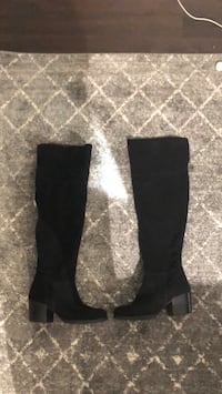 Over the knee Steve Madden boots! Size 7 Washington, 20037