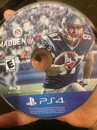 Madden nfl 17 ps4 game disc 65 for all 2214 mi