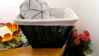 Brand new lined basket!  Elyria, 44035