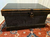 Vintage Carpenter's Trunk Chest Coffee Table One o Westport, 02790