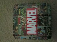 New Marvel First Edition Wallet Burke, 22015