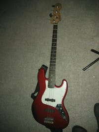 Squier j bass affinity series