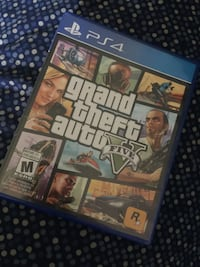 GTA 5 FOR PS4  Toronto, M1S