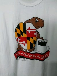 Maryland Terps t shirt