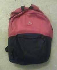 black and red jordan backpack Odessa