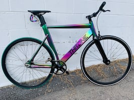 Throne Neo Chrome Single speed