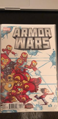Armor Wars 1 comic book Toronto, M6M 5C4