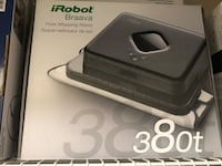 iRobot 380t excellent condition. Used once. Excellent condition.   Upper Marlboro, 20774