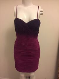New evening dress size 8 Vaughan, L4H 2C4