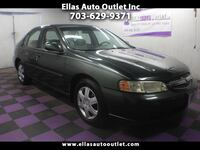 2000 Nissan Altima 4dr Sdn GXE Auto Woodford