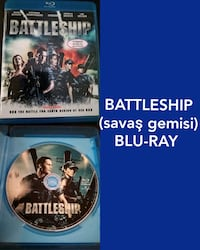 BATTLESHIP BLU-RAY - BLURAY