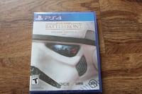 PS4 battlefront deluxe edition Marietta, 30064