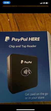 Pay pal reader