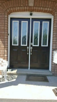 Double 32 inch metal door Toronto, M3M 2M9