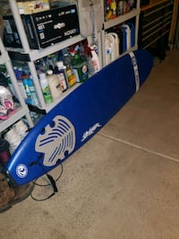 8ft surf board