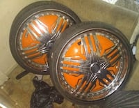 24 inch dub floaters North Little Rock, 72114