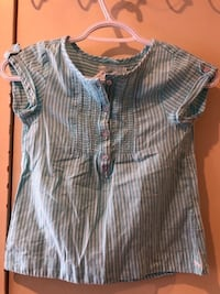 Brand New girls top size 7/8 Year old Vaughan, L4L 6A9
