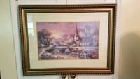 Framed Painting Waldorf, 20603