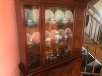 Antique Wood China Cabinet Reisterstown, 21136