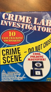 Crime Lab Investigator Kit for Kids 149 mi