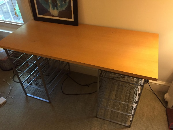 IKEA Desk Used