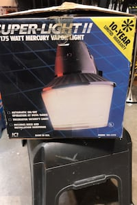 Outdoor light, patio light, security light, made in usa! Mc Lean, 22101