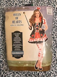 QUEEN OF HEARTS COSTUME Toronto, M2R 3Y4