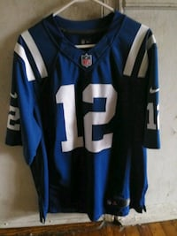 Indianapolis Colts Andrew Luck mens NFL jersey  49 km