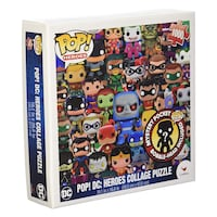 Funko Pop DC Heroes Collage Puzzle With Mystery Figure Bobblehead  Richmond Hill, L4C 9V6