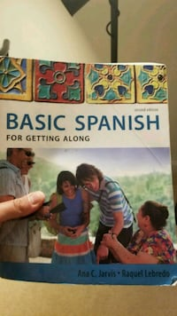 Basic Spoken Spanish for getting along Alexandria, 22304