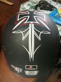black Dot motorcycle helmet Hagerstown, 21740