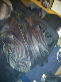 Danier leather jacket.... Willing to trade