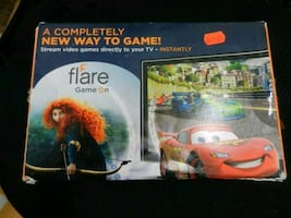 *BRAND NEW* FlarePlay Video Game Console