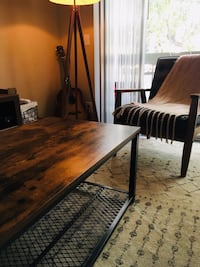 Industrial Coffee Table  San Clemente, 92672