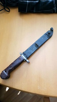 World War II bayonet Surrey, V3T 1J4