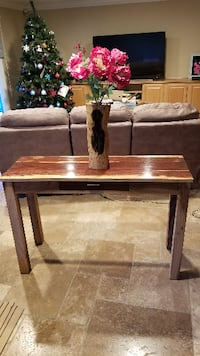 Entry Table and a Vase in excellent condition Fullerton