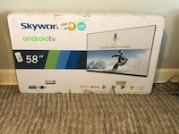 "58"" Skyworth 4K Android Smart TV New York, 11230"