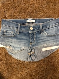 Hollister short shorts size 25 Clifton, 81520