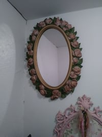 Vintage Home Interior Mirror CAPITOLHEIGHTS