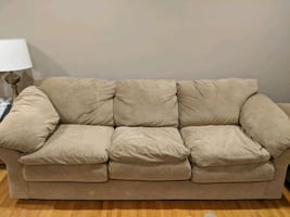 Couch, love seat, chair, ottoman set