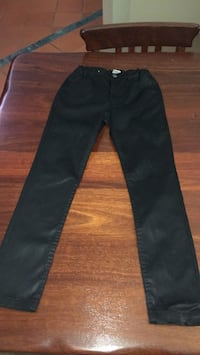Leather pants , 0872