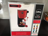 Lavazza coffee machine MADRID