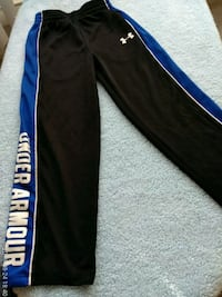 Boys Size 6/7 Under Armour 41 km
