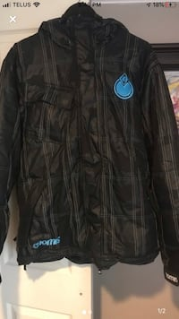 Men's XL NOMIS Snowboard Jacket