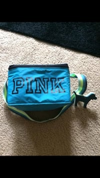 VS PINK cooler/lunchbox 280 mi