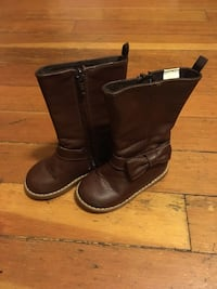 Children's Brown Boots sz 6 Vancouver, V6G 2C9